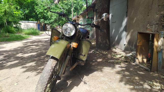 Мотоцикл УРАЛ М 67-36