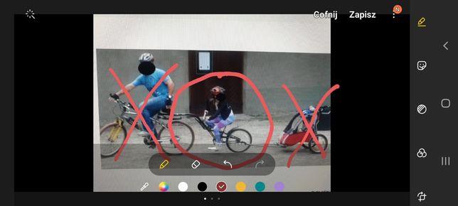 Przyczepka rowerowa /bike trailer