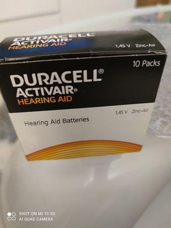 Baterie słuchowe Duracell