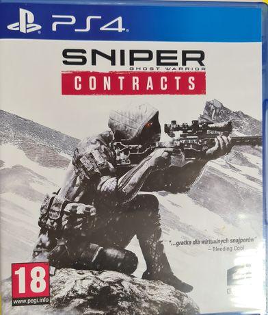 Sniper contracts ps4 pl