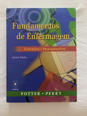 Fundamentos de Enfermagem, Potter e Perry, 5ª edição