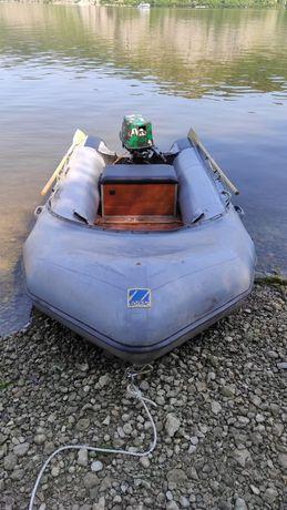 Лодка хайпалон Zodiac 4.2m 6 персон