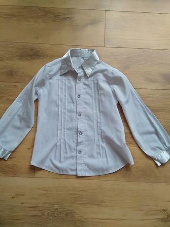 блузка блуза школьная 122р,128р