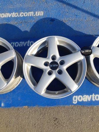 GOAUTO комплект дисков Italy 5/114.3 r15 et42 6.5j dia67.1 в идеальном