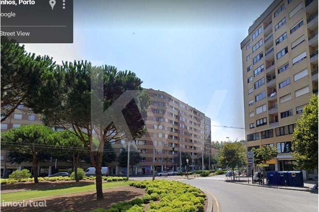Lindo Apartamento T2+1 Novo Com Lugar de Garagem em Matosinhos, a 1 mi