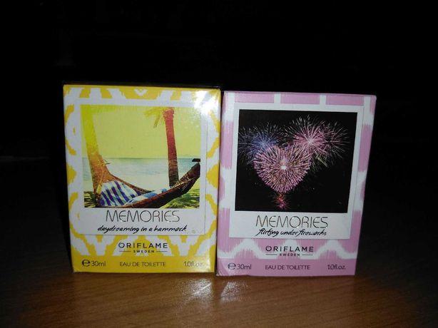 Perfum serii Memories - Oriflame