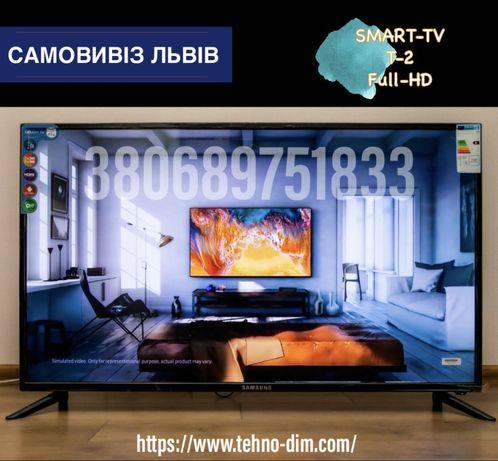 Самовивіз. Телевізор samsung smart-TV. Львів, T-2, Самсунг. Full-HD