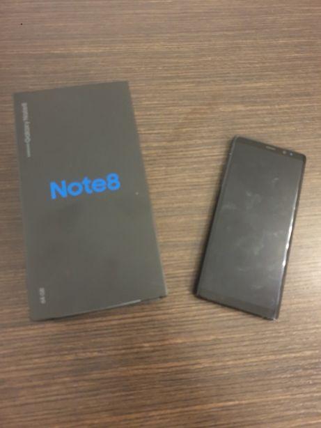 SAMSUNG NOTE 8 N950F/DS Black Poznań Długa 14