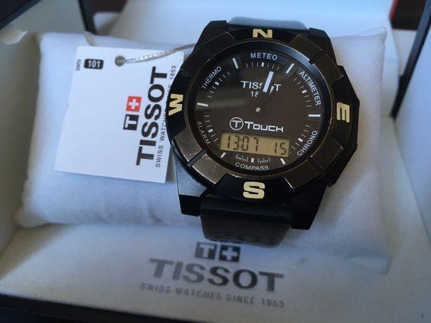 Часы Tissot T-Touch Trekking Titanium