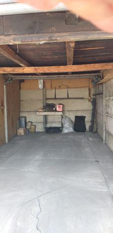 Garaz betonowy