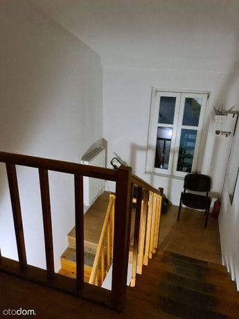 piętro domu , dla pracowników/biuro 120 m2 , plac