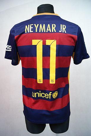 Nike ^ Fc Barcelona ^ Neymar ^ dri-fit ^ koszulka ^ S