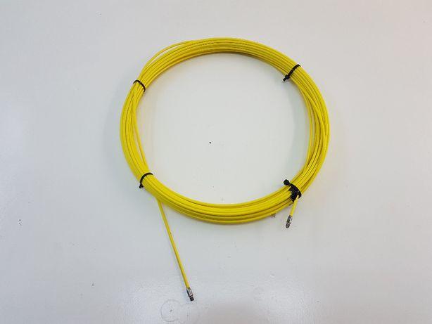 Włókno szklane RUNPOTEC do przeciągania kabli fi 4,5mm /30M/