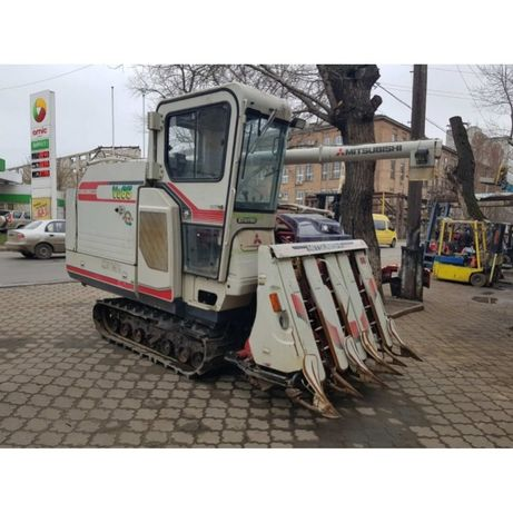 Комбайн зерноуборочный MITSUBISHI VG65