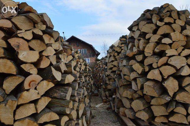 kaloryczne drewno sezonowane , z dostawą do klienta 0 zł !