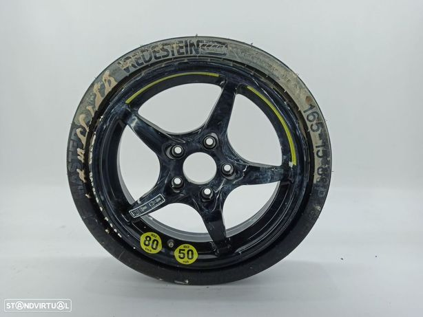 Pneu / Roda Suplente Mercedes-Benz C-Class Coupe Sport (Cl203)