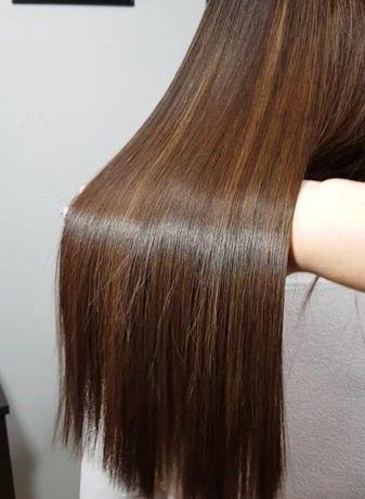 КЕРАТИН/Ботокс/Нано/Бикси/Холодная реконструкция волос!