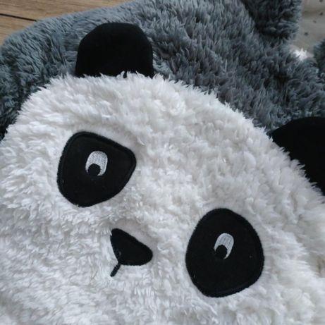 Комбинезон NEXT - панда 0-3-6 m