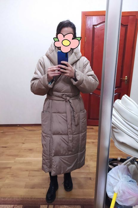 Зимнее пальто-пуховик Житомир - изображение 1