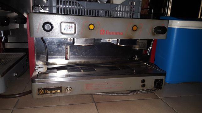 Máquina de Café FIAMMA de 2 Grupos e 3 Grupos