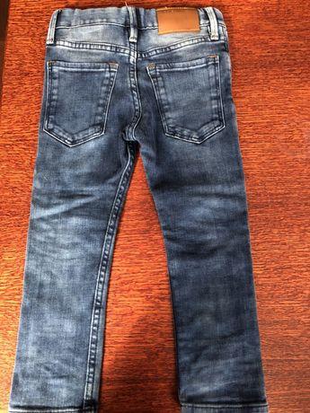 Jeansy chłopięce H&M 98cm