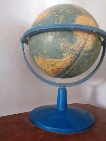 Глобус - для школьников