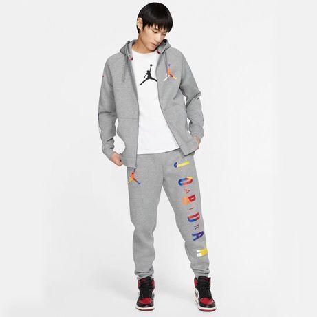 костюм Jordan Sport DNA ОРИГИНАЛ р М (кофта худи штаны)