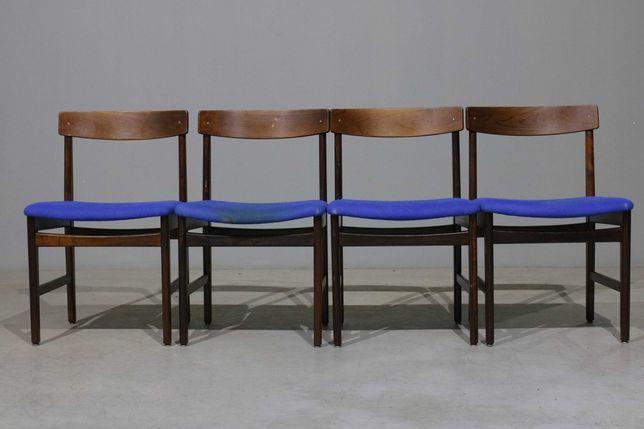 NOVIDADES | Cadeiras de jantar Boltinge Stolefabrik em pau santo