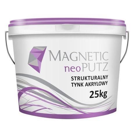 Tynk akrylowy MAGNETIC neo PUTZ kolory grupa IV (NEOD) 1,5 mm 25 kg
