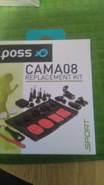 Zestaw akcesoriów do kamerki GoPro
