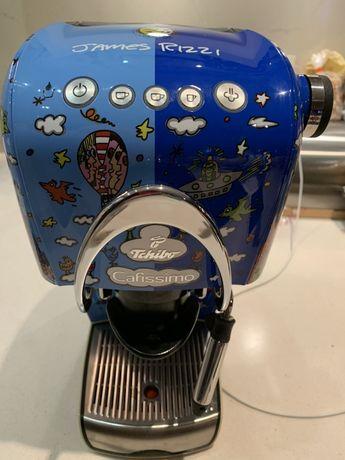 Ekspres do kawy James Rizzi - unikat Tchibo Cafissimo