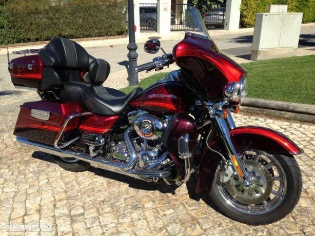 Harley-Davidson Ultra  FLHTCUSE 5 CVO Electra Glide