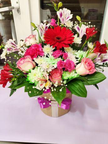 Розы, букет цветов, 101 роза Кривой Рог. Доставка цветов, букеты
