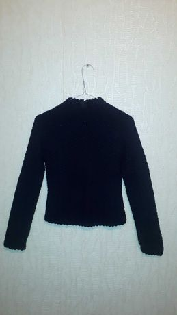 Шерстяной свитер Dolce&Gabbana оригинал размер xs