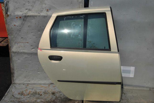 Drzwi prawy tył Fiat Punto Ii
