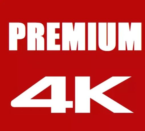 Netflix • 4k UHD • Działa na TV •