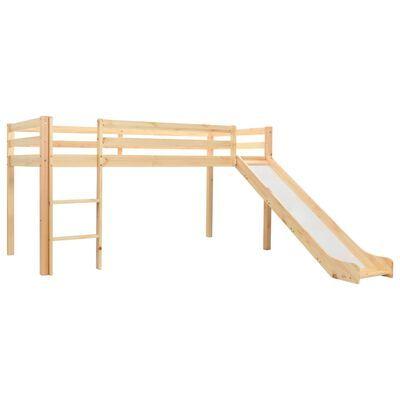 Estrutura de cama infantil c/ escorrega e escada **envio grátis**