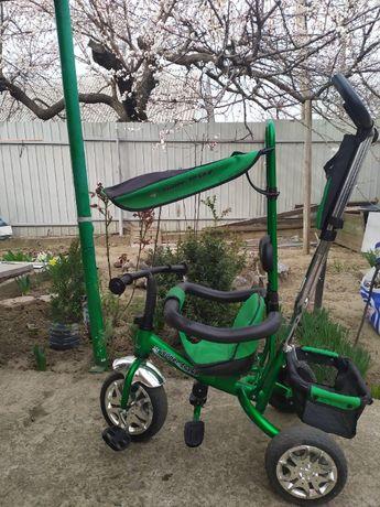 Детский трехколесный велосипед Super Trike