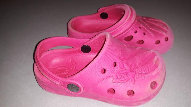 Ala Crocs marki beco rozmiar 24