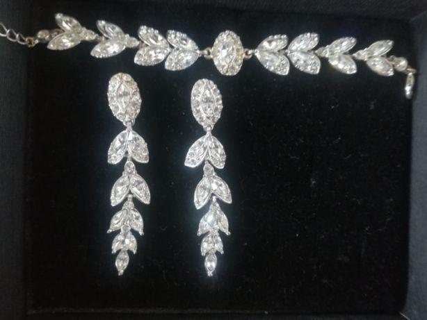 Biżuteria ślubna Alessandra