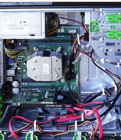 Komputer do gier, nauki i pracy. Intel 4 rdzenie, 16 gb DDR3, 2 dyski.