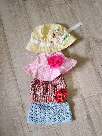 Пакет шапочок  для дівчинки