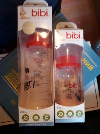Бутылочки для кормления детей bibi