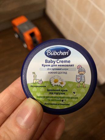 Крем для немовлят Bubchen