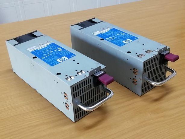 Fontes de alimentação redundantes HP PS-3701-1C 725 WATT