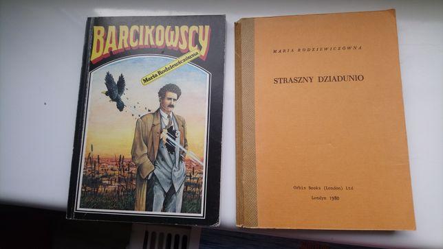 Straszny dziadunio Barcikowscy Maria Rodziewiczówna