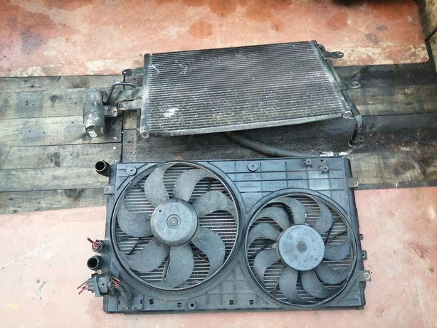 Radiador Seat Leon 1m 150cv