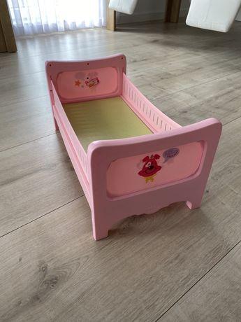 Łóżeczko dla Baby born
