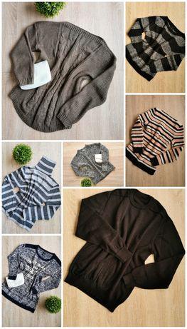 Lekkie sweterki - różne marki