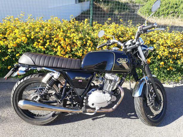 Mota MASH Black Seven 125cc - 2018, com 1785 kms